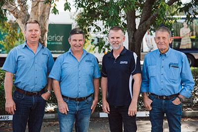 photo of inspectors